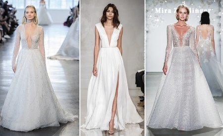 Tendencias Bridal Ss 2020 Escotes