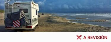 Viajar con furgoneta camper o caravana: las multas más habituales y cómo evitarlas