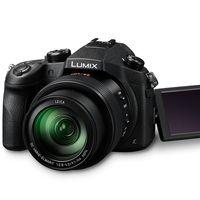 De nuevo, precio mínimo en Amazon para la Panasonic Lumix DMC-FZ1000, una cámara bridge con un estupendo zoom, por 449,99 euros esta semana