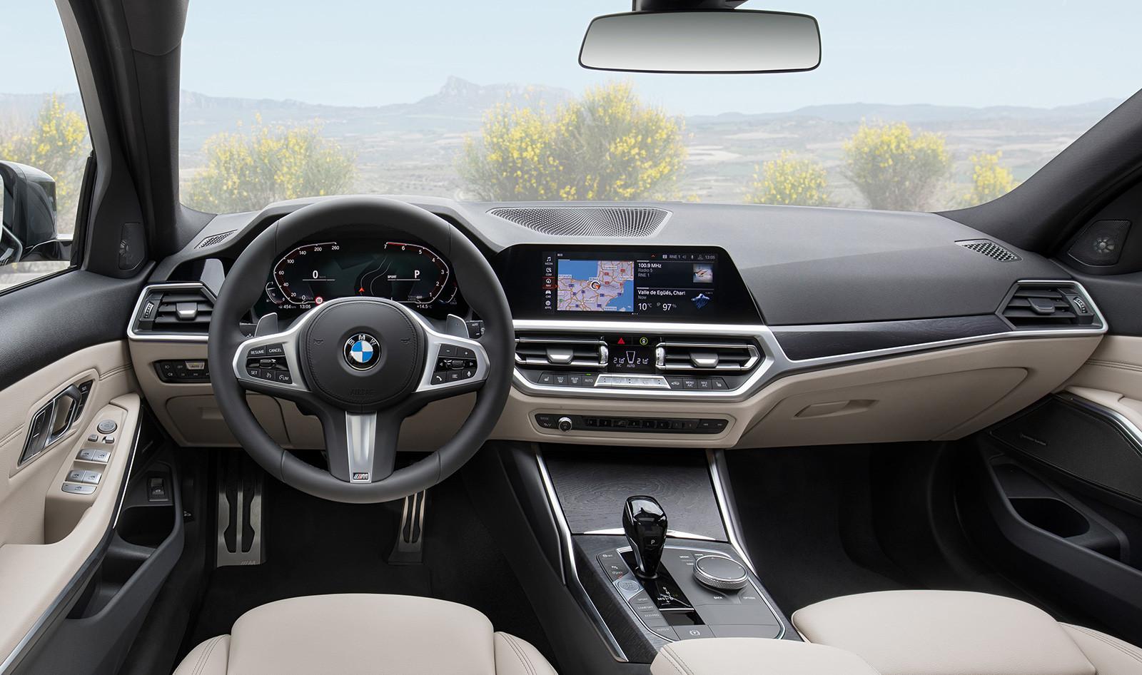 Foto de BMW Serie 3 Touring 2019 (10/17)