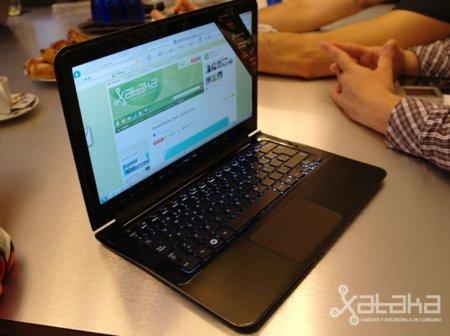 Samsung Serie 9. Primeras impresiones
