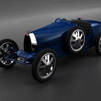 Esta réplica de un Bugatti Type 35 será el regalo ideal para tu hijo, pero te costará más que un BMW Serie 2 Coupé