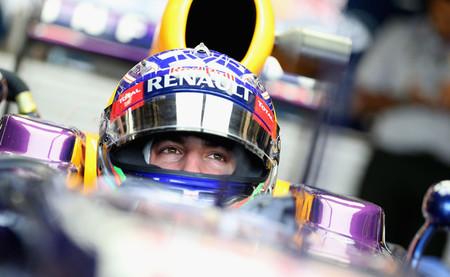 Daniel Ricciardo podría tener problemas para caber en el Red Bull RB10