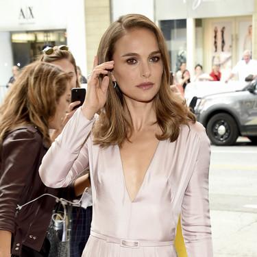 Natalie Portman y Elle Fanning asisten al Festival de Toronto con el perfecto look de invitada