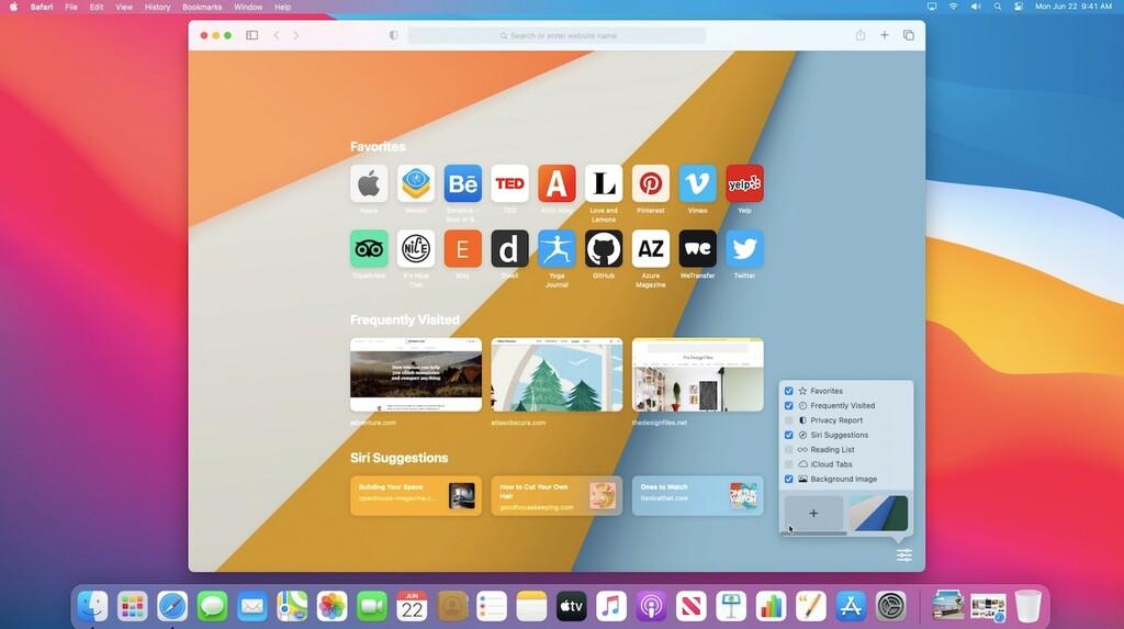 Apple lanza Safari 14 para macOS Catalina y macOS Mojave