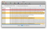 Buscando enlaces rotos dentro de una web con Integrity