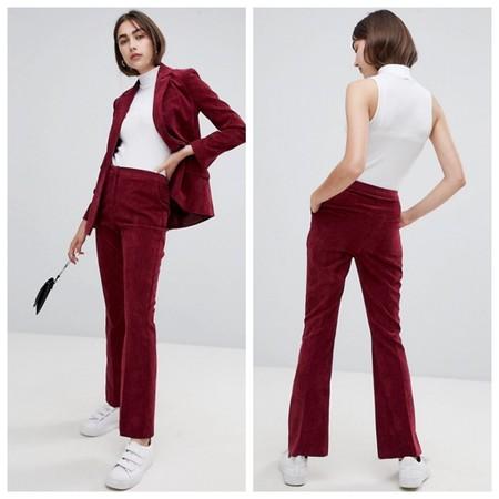 Pantalones Campana Pana