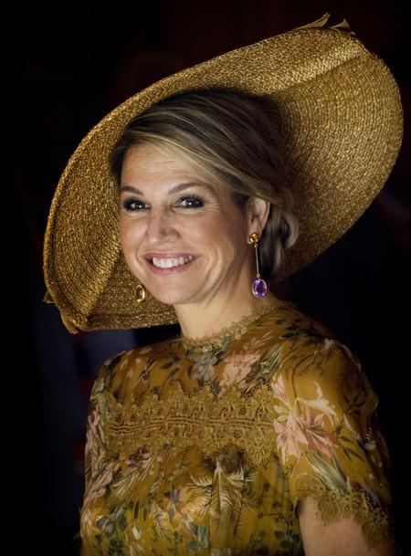 La Reina Máxima de Holanda, la reina de los tocados