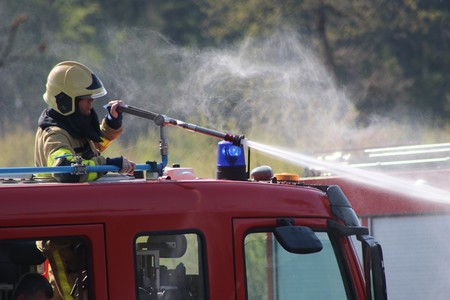 Fuego Coche Electrico 3