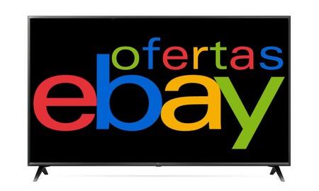 Especial televisores en eBay: modelos de LG y Samsung con hasta un 30% de descuento
