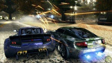 Burnout Revenge para Xbox 360 en imágenes