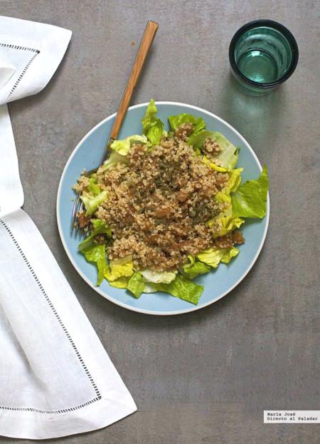 Cinco sorprendentes recetas con quinoa que te dejarán con la boca abierta