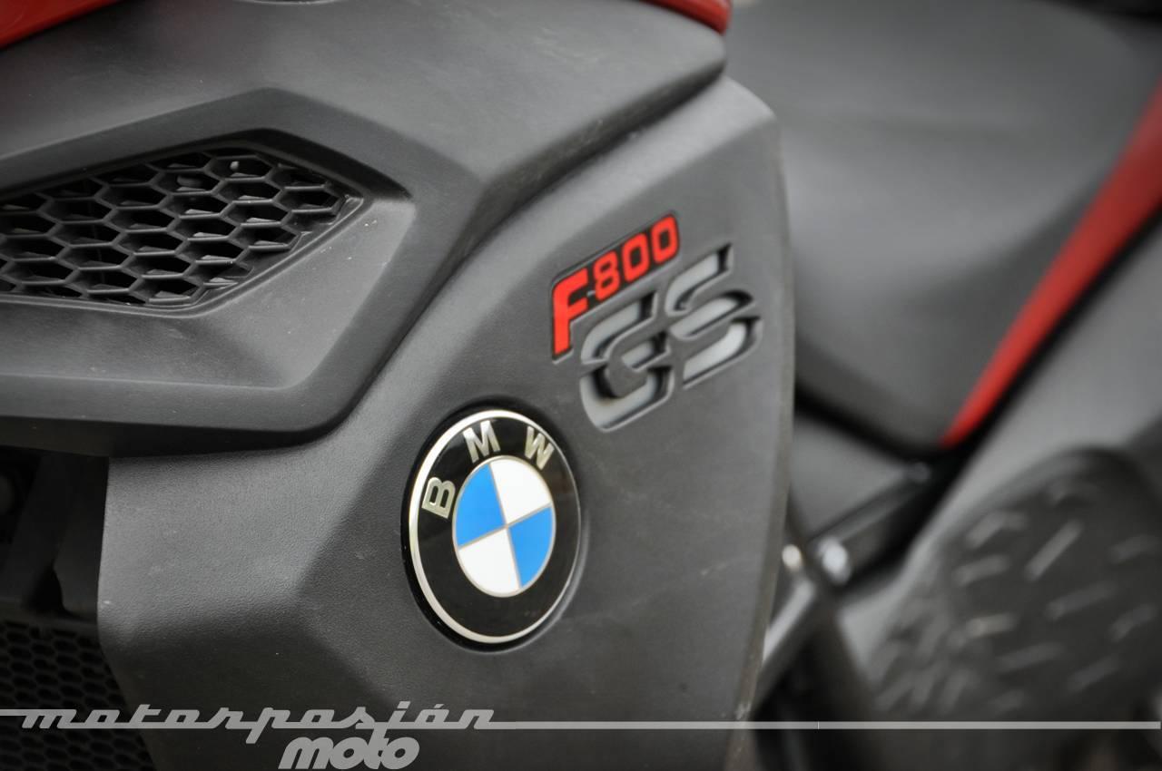 Foto de BMW F800 GS Adventure, prueba (valoración, vídeo, ficha técnica y galería) (10/45)