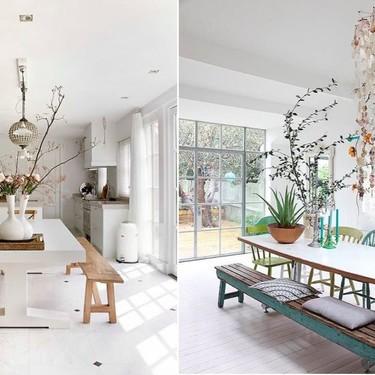 La semana decorativa: una idea con encanto para cada estancia de la casa