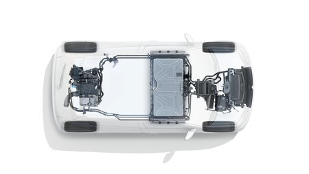 Renault Twingo Electric 2020 Motor