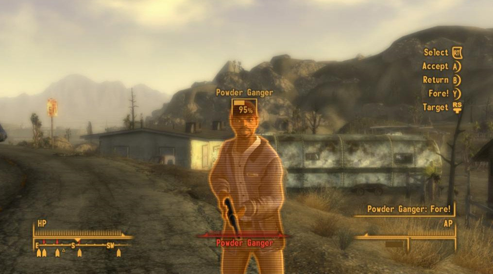 'Fallout: New Vegas', imágenes ingame