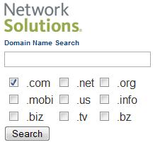 Comprar dominios de Internet desde el móvil