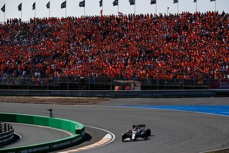 Giovinazzi Zandvoort F1 2021