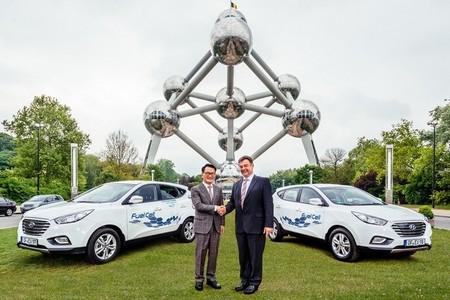 Hyundai Hidrogeno Europa 1