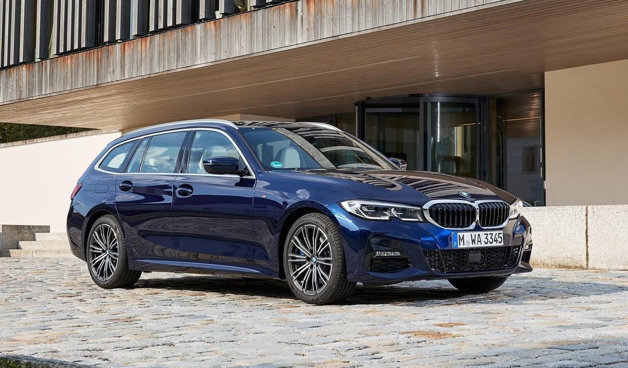 Foto de BMW Serie 3 Touring 2020 (14/28)