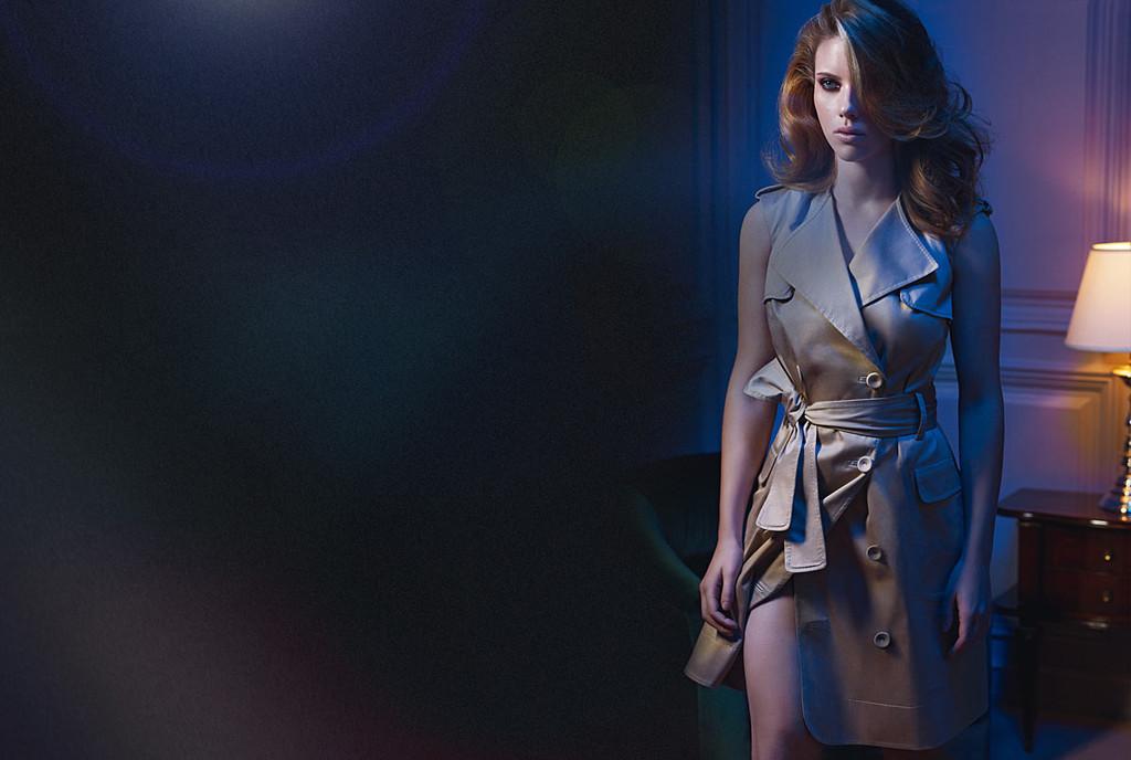 Foto de Campaña de Scarlett Johansson para Mango Primavera-Verano 2010: todas las imágenes y tendencias (1/8)