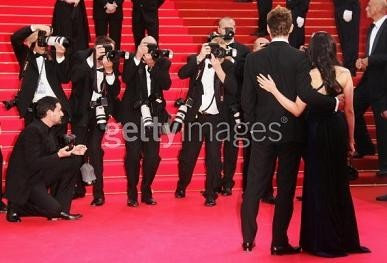 ¡Ya tenemos las primeras imágenes de Cannes!
