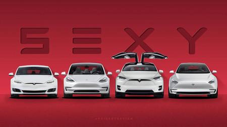 Tesla Model S3xy
