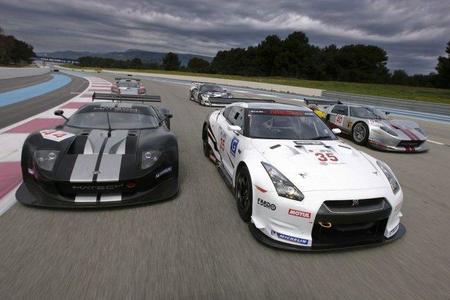 El FIA GT1 espera tener 20 coches en la parrilla en 2011