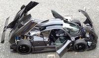 Lewis Hamilton se hace con un Pagani Zonda 760