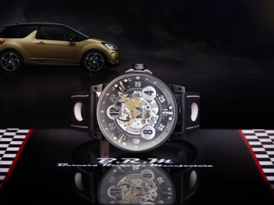 DS 3 Performance B.R.M. Chronographes. ¿Te gustan los relojes?