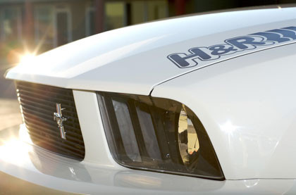 2006 H&R Springs FMJ Mustang GT