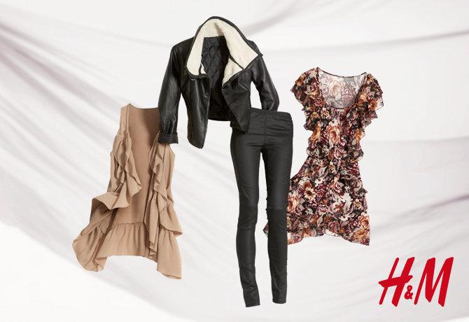 La nueva moda de H&M Otoño-Invierno 2010/2011