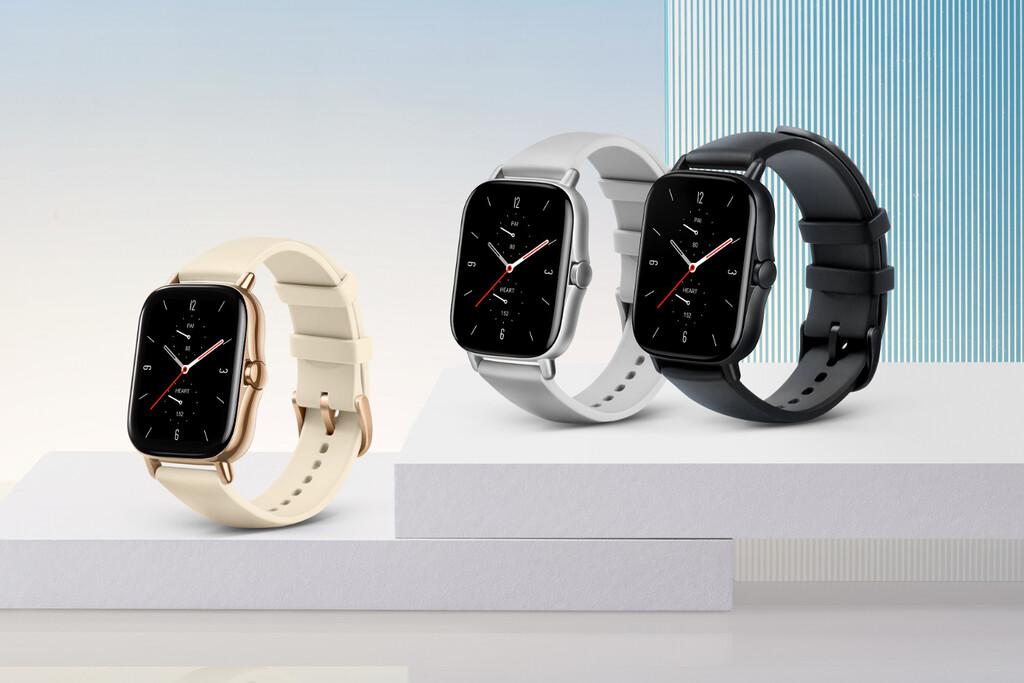 Los Amazfit GTR 2 y Amazfit GTS 2 llegan a España: precio y disponibilidad oficiales de los nuevos smartwatches de Amazfit