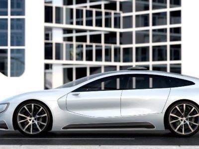 A Tesla le ha salido un nuevo rival: este coche eléctrico y autónomo viene de China y se llama LeSEE