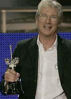 Richard Gere recibe el premio Donostia