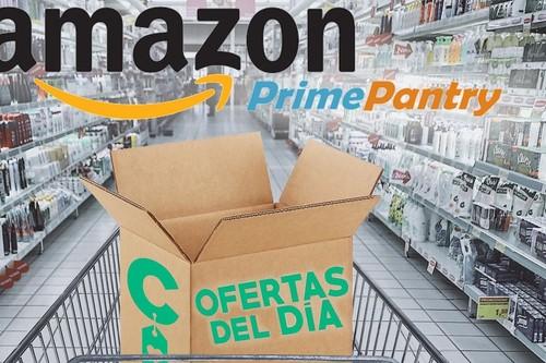 Mejores ofertas del 5 de diciembre para ahorrar en la cesta de la compra con Amazon Pantry
