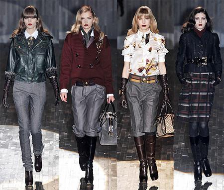 Gucci en la Semana de la Moda de Milán Otoño-Invierno 2007/2008