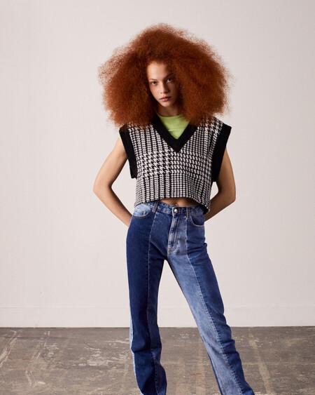 Bershka Tweed Colour 14