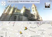 Google Street View ya cubre casi toda España