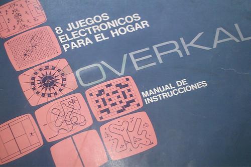 Orkal, o cuando España quiso fabricar una consola y salió un clon de la Odyssey