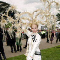 Las locuras del Ladies Day en Ascot 2009