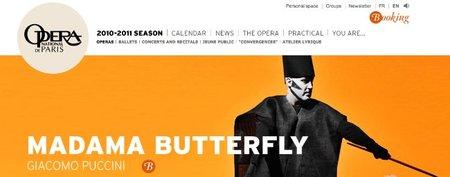 Madama Butterfly en París, un plan de lujo para San Valentín
