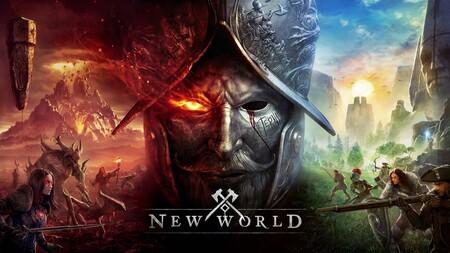 Esta semana, New World se lanza al fin en PC y nos morimos de ganas por ver Monster Hunter Rise en el Tokyo Game Show