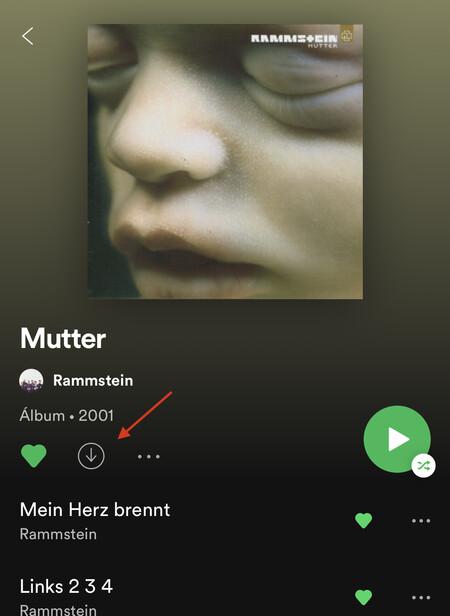 Spotify Descargar Musica Iphone
