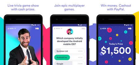 HQ Trivia para Android está al caer: ya te puedes registrar en la Play Store