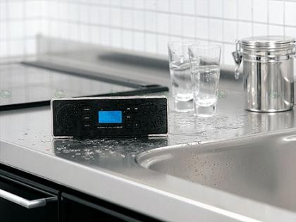 Twinbird, MP3 acuático