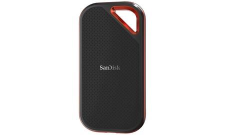 Casi 130 euros de descuento hoy en Amazon para el SanDisk Extreme Pro Portable SSD de 2 TB que nos sale por 497,41 euros hasta la medianoche