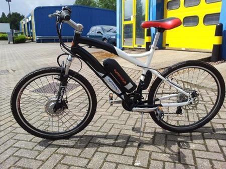 1 Bicicleta Electrica