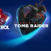 Control, Shadow of the Tomb Raider, Wolfenstein II y un puñado de juegos más se unen hoy a PS Now
