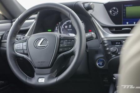 Lexus Es 300h 2019 Prueba 027